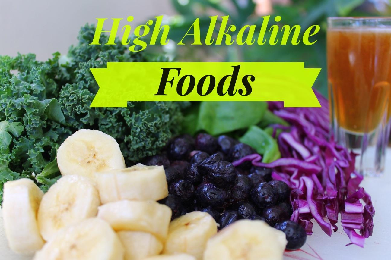 The Healthy Alkaline Diet